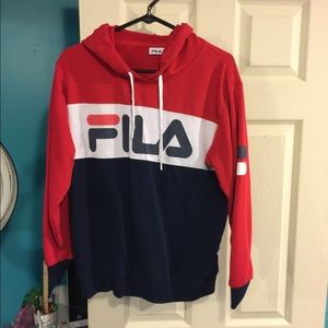 Fila X URBAN OUTFITTERS hoodie
